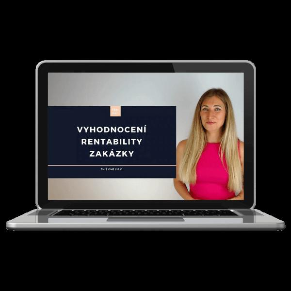 Vyhodnocení rentability zakázky