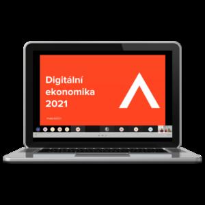 Webinář Digitální ekonomika 2021 – díl 1.
